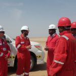 BP awarding some Field based VSSI personnel for 7 years without LTI