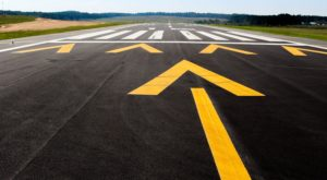 Runway and Apron Marking  | Vanguard Systems & Services
